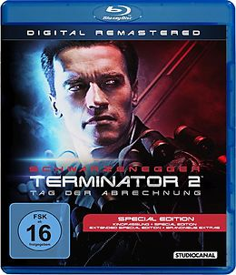 Terminator 2 - Special Edition - Digital Remaster Blu-ray