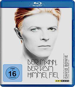 Der Mann, Der Vom Himmel Fiel Blu-ray