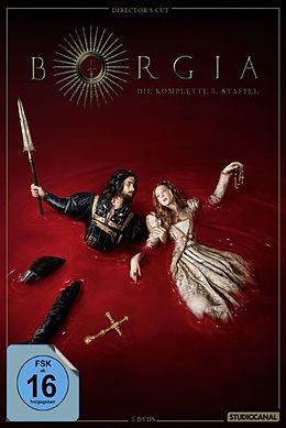 Borgia - Staffel 03 / Directors Cut DVD