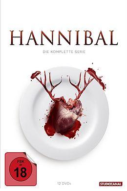 Hannibal - Staffel 01-03 / Gesamtedition DVD