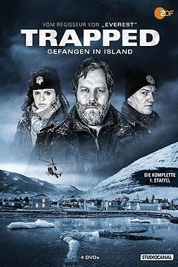 Trapped - Gefangen in Island - Staffel 01 DVD
