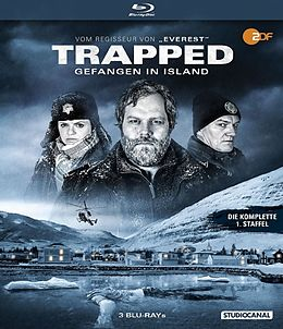 Trapped - Gefangen In Island - 1. Staffel