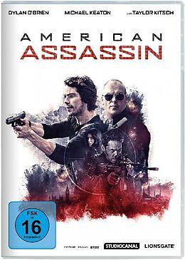 American Assassin DVD