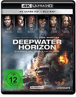Deepwater Horizon Blu-ray UHD 4K + Blu-ray
