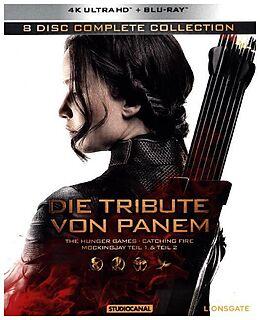 Die Tribute von Panem - Complete Collection BLU-RAY Box Blu-ray UHD 4K