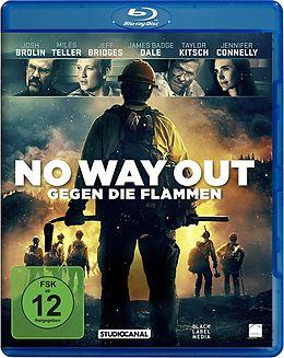 No Way Out - Gegen die Flammen Blu-ray