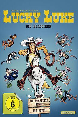 Lucky Luke - Die Klassiker - Gesamtbox