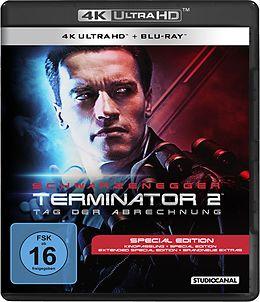 Terminator 2 - Tag der Abrechnung Blu-ray UHD 4K + Blu-ray