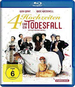 Vier Hochzeiten Und Ein Todesfall Blu-ray