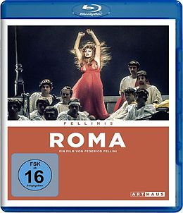 Roma Blu-ray