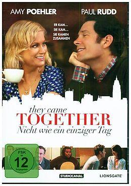 They Came Together - Nicht wie ein einziger Tag DVD