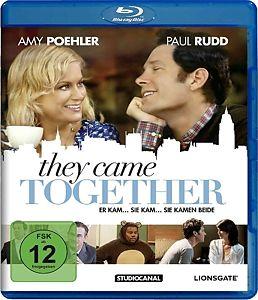 They Came Together - Nicht wie ein einziger Tag Blu-ray