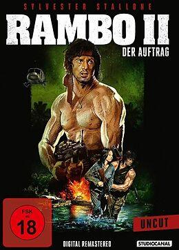 Rambo II - Der Auftrag DVD