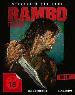 Rambo Trilogy Blu-ray