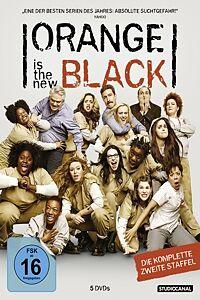 Orange Is the New Black - Staffel 02 DVD