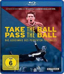 Take the Ball, Pass the Ball - Das Geheimnis des perfekten Fussballs Blu-ray