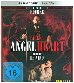 Angel Heart Blu-ray UHD 4K + Blu-ray
