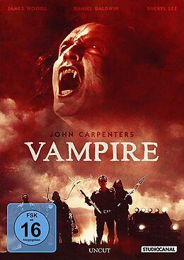 John Carpenters Vampire DVD