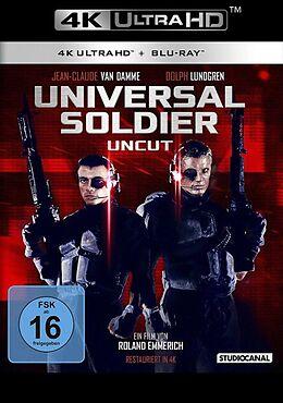 Universal Soldier Blu-ray UHD 4K + Blu-ray