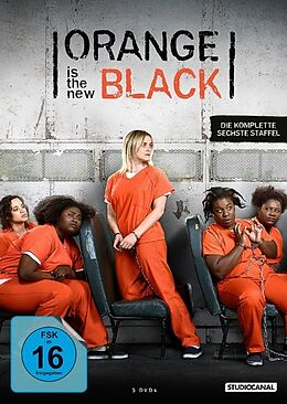 Orange Is the New Black - Staffel 06 DVD