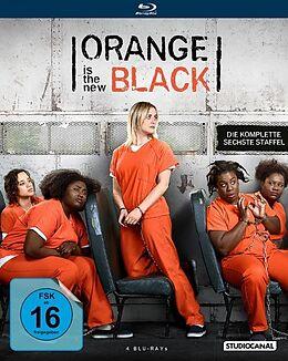 Orange Is the New Black - Staffel 06 Blu-ray