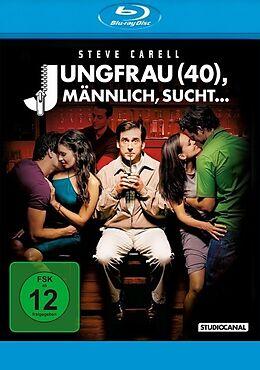 Jungfrau (40), männlich, sucht... Blu-ray