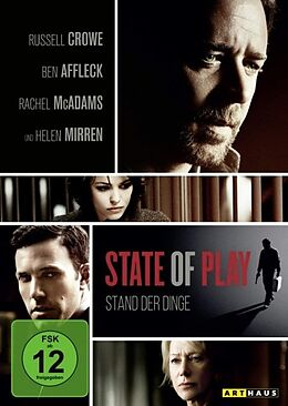 State of Play - Stand der Dinge DVD