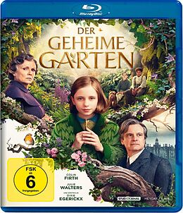 Der geheime Garten Blu-ray