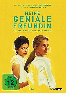Meine geniale Freundin - Die Geschichte eines neuen Namens - Staffel 02 DVD