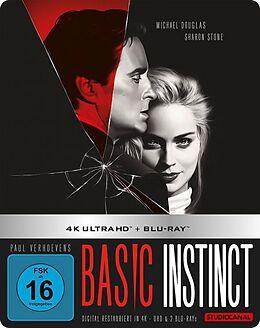 Basic Instinct Blu-ray UHD 4K + Blu-ray