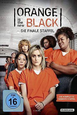 Orange Is the New Black - Staffel 07 DVD