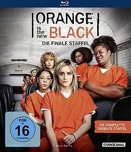 Orange Is the New Black - Staffel 07 Blu-ray