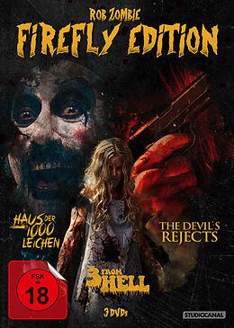 Rob Zombie Firefly Edition DVD