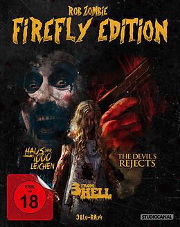 Rob Zombie Firefly Edition Blu-ray