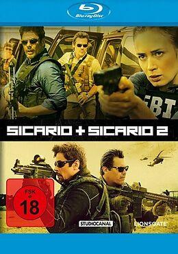 Sicario 1&2 Blu-ray