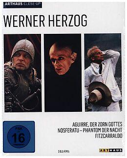 Werner Herzog Blu-ray