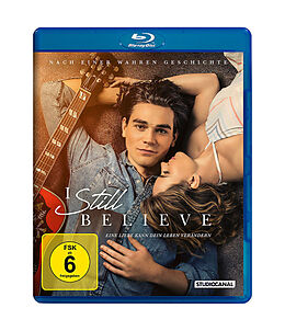 I Still Believe Blu-ray