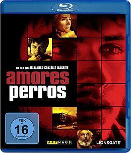 Amores Perros Blu-ray