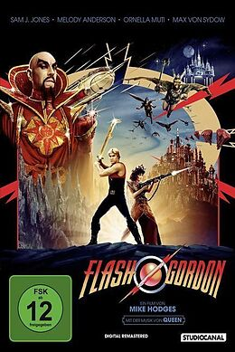 Flash Gordon DVD