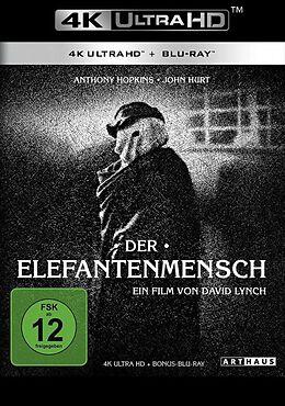 Der Elefantenmensch Blu-ray UHD 4K + Blu-ray