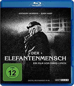 Der Elefantenmensch Blu-ray