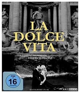 La Dolce Vita - Das süße Leben Blu-ray