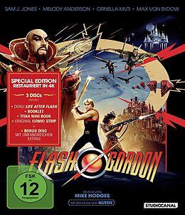 Flash Gordon Blu-ray