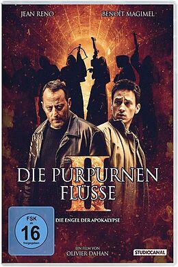 Die purpurnen Flüsse 2 - Die Engel der Apokalypse DVD