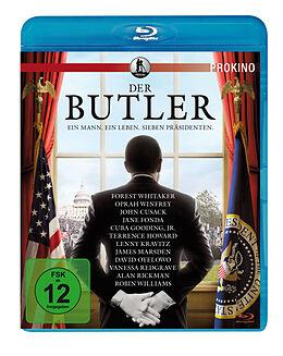 Der Butler Blu-ray