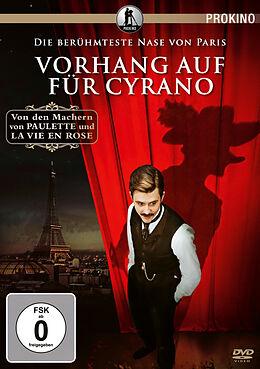 Vorhang auf für Cyrano DVD