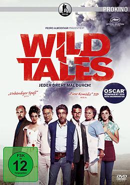 Wild Tales - Jeder dreht mal durch! DVD