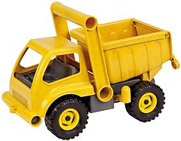 LENA 04210 - EcoActives Kipper, ca. 27 cm, Laster, Sandspielzeug Spiel