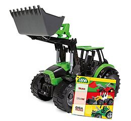 LENA 04613EC - Worxx, Traktor Deutz-Fahr Agrotron 7250TTV, L/B/H 45x19x24 cm Spiel