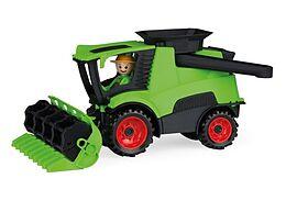 LENA 01626 - Truckies, Mähdrescher, mit Spielfigur, Indoor und Outdoor Spiel